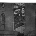 Разрушенный ЧСЗ. Апрель 1944. Фото 083