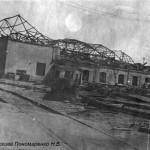 Разрушенный ЧСЗ. Апрель 1944. Фото 084