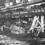 Разрушенный ЧСЗ. Апрель 1944. Фото 090