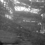 Разрушенный ЧСЗ. Апрель 1944. Фото 092