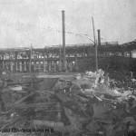 Разрушенный ЧСЗ. Апрель 1944. Фото 095