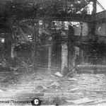 Разрушенный ЧСЗ. Апрель 1944. Фото 097