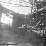 Разрушенный ЧСЗ. Апрель 1944. Фото 098