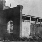 Разрушенный ЧСЗ. Апрель 1944. Фото 099
