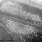Разрушенный ЧСЗ. Апрель 1944. Фото 103