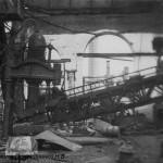 Разрушенный ЧСЗ. Апрель 1944. Фото 104