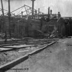 Разрушенный ЧСЗ. Апрель 1944. Фото 110