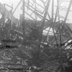 Разрушенный ЧСЗ. Апрель 1944. Фото 111