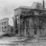 Разрушенный ЧСЗ. Апрель 1944. Фото 114
