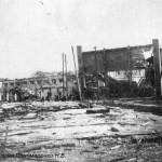 Разрушенный ЧСЗ. Апрель 1944. Фото 115