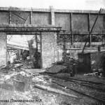 Разрушенный ЧСЗ. Апрель 1944. Фото 116