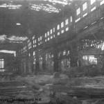 Разрушенный ЧСЗ. Апрель 1944. Фото 118