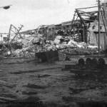 Разрушенный ЧСЗ. Апрель 1944. Фото 120