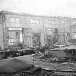 Разрушенный ЧСЗ. Апрель 1944. Фото 125