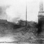 Разрушенный ЧСЗ. Апрель 1944. Фото 130