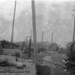 Разрушенный ЧСЗ. Апрель 1944. Фото 131