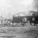 Разрушенный ЧСЗ. Апрель 1944. Фото 132