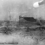 Разрушенный ЧСЗ. Апрель 1944. Фото 134