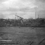 Разрушенный ЧСЗ. Апрель 1944. Фото 135