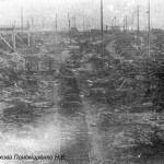 Разрушенный ЧСЗ. Апрель 1944. Фото 137