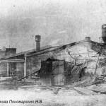 Разрушенный ЧСЗ. Апрель 1944. Фото 138