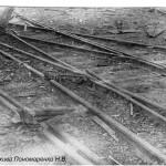 Разрушенный ЧСЗ. Апрель 1944. Фото 139