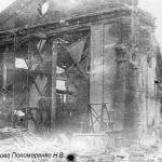 Разрушенный ЧСЗ. Апрель 1944. Фото 140