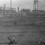 Разрушенный ЧСЗ. Апрель 1944. Фото 143