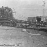 Разрушенный ЧСЗ. Апрель 1944. Фото 144