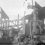 Разрушенный ЧСЗ. Апрель 1944. Фото 146