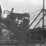 Разрушенный ЧСЗ. Апрель 1944. Фото 147