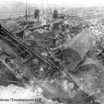 Разрушенный ЧСЗ. Апрель 1944. Фото 149