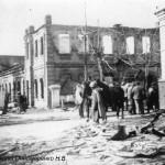 Разрушенный ЧСЗ. Апрель 1944. Фото 150