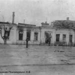 Здание ОТК, возле бывшей МСЧ (медицинская санитарная часть).