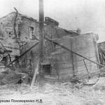 Разрушенный ЧСЗ. Апрель 1944. Фото 156