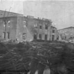 Разрушенный ЧСЗ. Апрель 1944. Фото 157