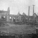 Разрушенный ЧСЗ. Апрель 1944. Фото 158