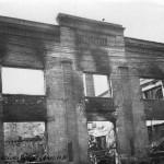Разрушенный ЧСЗ. Апрель 1944. Фото 159