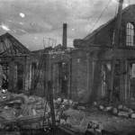Разрушенный ЧСЗ. Апрель 1944. Фото 163