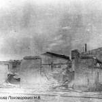 Разрушенный ЧСЗ. Апрель 1944. Фото 165