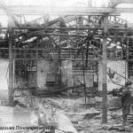 Разрушенный ЧСЗ. Апрель 1944. Фото 166