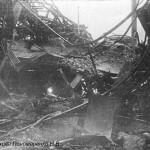 Разрушенный ЧСЗ. Апрель 1944. Фото 167