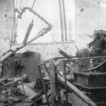 Разрушенный ЧСЗ. Апрель 1944. Фото 168