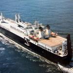 Ролкер-контейнеровоз Лэнс-капрал Рой Вит USNS LCPL Roy M. Wheat ВМС США