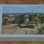 Сувенирная шкатулка выпущенная к 200 летию города Николаева.