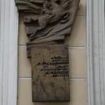 Штаб красной армии. Ул. Никольская (угол ул. Лягина).