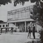 Спортивная школа на набережной флотского бульвара в Николаеве.