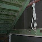 Аутентичная балясина лестницы в краеведческом музее.