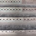Старофлотские казармы.Ступени лестницы до ремонта