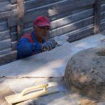 Султанский родник восстановление цементной сяжки кровли